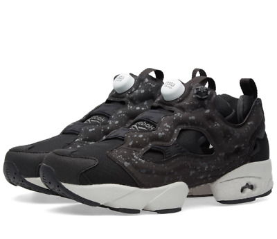 de3496855ce9 New Mens Reebok Instapump Fury SP Black Coal Steel White Aq9803 US 10.5