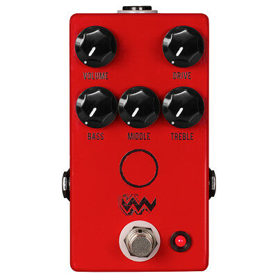 JHS Pedals Angry Charlie V3 Channel Overdrive Effects Pedal