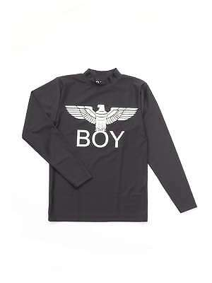 Boy London Junior TSBL053J Nero-3018 T-shirt Bambino Autunno/Inverno