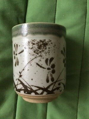 Zen Asian Dragonfly Tea Cup Mug