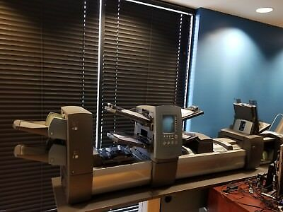 Pitney Bowes Di950 Folder Inserter 690K Cycle Count