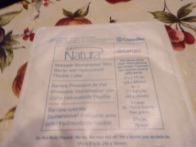 ConvaTec Sur-Fit Natura Moldable Stomahesive Skin Barrier 411807  5 EACH