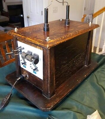 Antique Fischer x-ray apparatus