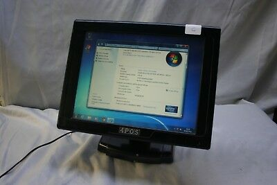 """4POS  Expander II  EPOS pos  terminal  15"""" Touch Screen System (Win7--Dualcore)"""