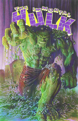IMMORTAL HULK #1 Marvel Comics 1st Print New & Unread NM