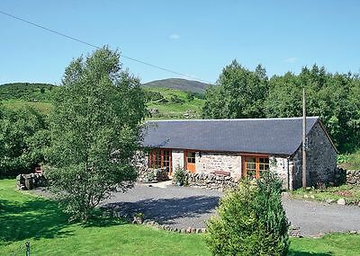 Scottish Country Cottage in Perthshire available year round