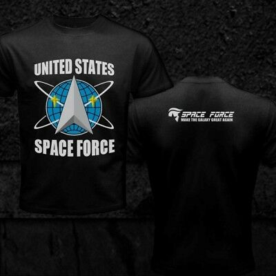 United States Space Force USSF President Trump Make The Galaxy Great Again Shirt
