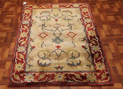 Fantastic Oriental Handmade 5 x 3 Rug with Gorgeous Colors Modern  Rug
