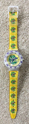 *** VINTAGE Coke Coca-Cola Citra Watch ***  Brand New - Never Used