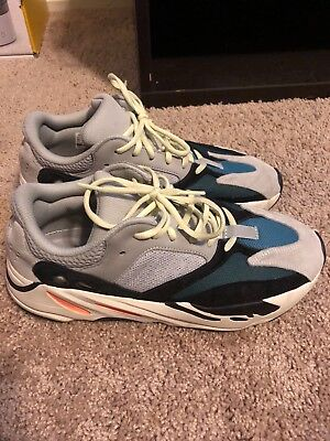 5a03b4267 ADIDAS YEEZY WAVE Runner 700 Solid Grey Size 10.5 -  450.00