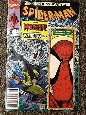 SPIDER-MAN #11 - (NEW) - Todd McFarlane - MARVEL COMICS - FREE SHIPPING !!!