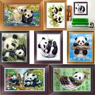 5D Diamond Embroidery Painting DIY Art Cross Stitch Craft Kit Home Wall Decor AU