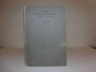 Gone With The Wind June 1936 First Edition By Margaret Mitchell