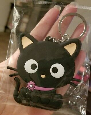 Cute Chococat Keychain 3in Cute Design Both Sides Perfect GIFT NEW Kawaii CAT