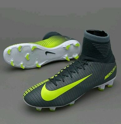 e4f7008a63a5 Nike mercurial chapter 3 Superfly V CR7 FG sock junior football boots size   5