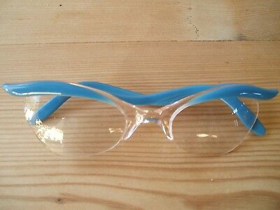 Vintage ladies 1950s/60's cats eye spectacles glasses Birch 6 photos pleasecheck