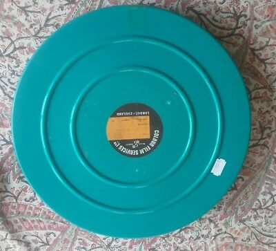 Vintage Cecolite 1200ft 16mm unopened - Colour film services ltd