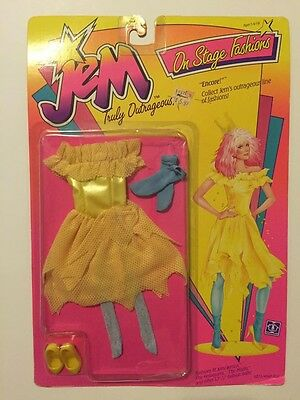 """JEM On Stage fashions - """"Encore W/ LACE TIGHTS"""" NEW NRFB- FREE  SHIPPING"""