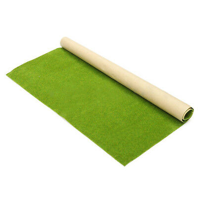 50x50cm Landscape Grass Mat Model Train Adhesive Paper Scenery Layout Lawn J6 AG