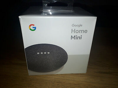 Google Home Mini Sprachassistent  - Neu in OVP