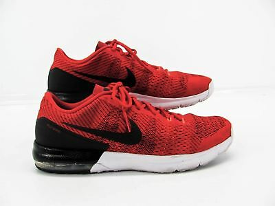8100a9aa0653 Nike Air Max Typha Men Red Running Training Sneaker Shoe 12.5M Pre Owned PQ