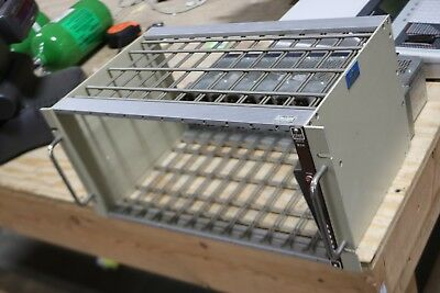 EG&G Ortec 4001A NIM BIN CHASSIS WITH POWER SUPPLY