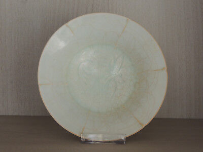 Chinese Longquan Celadon Charger Ming Dynasty