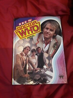 Doctor who annual 1983/1984