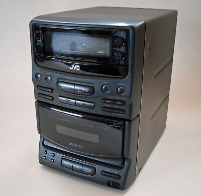 JVC Mini Stereo UX-T20BK Working but Haunted Ghost in the machine