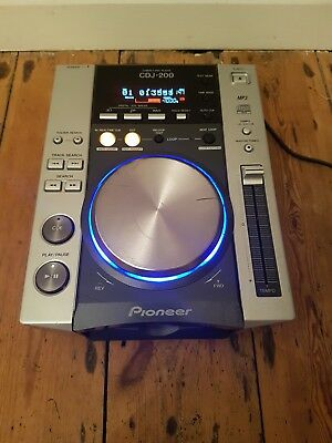 Pioneer CDJ-200 CDJ200 DJ CD player