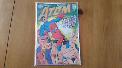 Atom Old Silver Age 12 Cent Comic Book