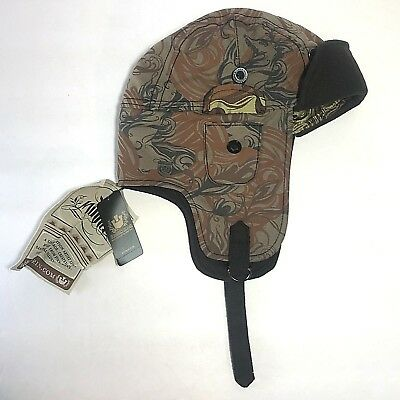 6bc347cd455e5 Goorin Bros. Minna 1333 - Autumn Copper Trooper Trapper Hat - S Small - New
