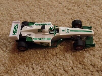 2003 HESS  Indy Race Car Lights up Pull Back Collectible EUC