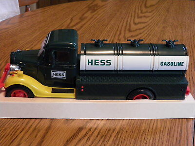 The First Hess Truck Battery Operated