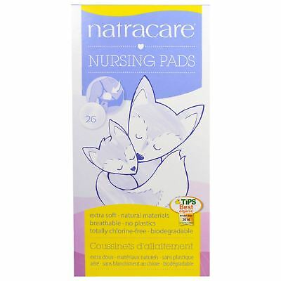Natracare Natural Nursing Pads x 26