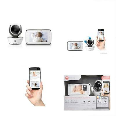 MBP854CONNECT Dual Mode Baby Monitor With 4.3-Inch LCD Parent And Wi-Fi Internet