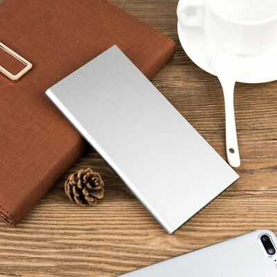 Portable 100000mAh External LED Battery Quick Charger Power Bank For Cell Phone