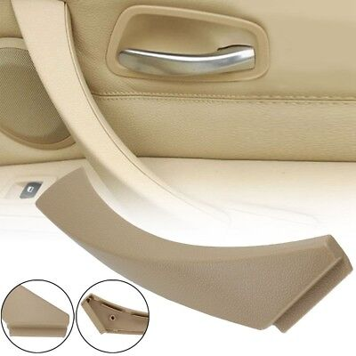 Right Inner Door Panel Handle Outer Trim Cover For BMW E90 E91 3-Series Sedan GW