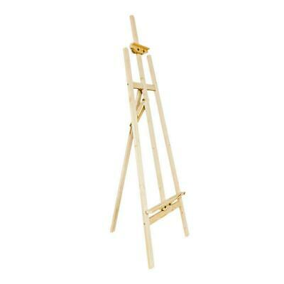 Artist Wood Wooden Easel Drawing Art Painting Dispaly Stand Height Adjustable