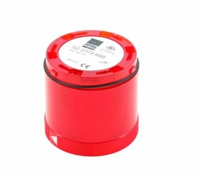 RITTAL SZ 2372.000 SIGNER dauerlicht-element LED ROUGE ROUGE LIGHT 24V AC/DC