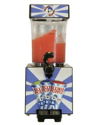 Slush Puppie Machine Frozen Ice Slushie Drink Maker Used Once