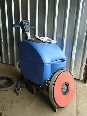 "Numatic TT3450S 17"" 240volt, Floor Cleaner, Scrubber / Buffer And Dryer"