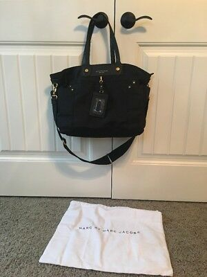 1deba51db54 MARC BY MARC Jacobs Preppy Nylon Eliz-A-Baby Diaper Carry On Bag, in ...