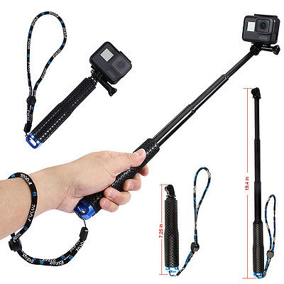 Waterproof Sport Monopod Selfie Stick Pole Handheld for GoPro Hero 7 6 5 4 3+ 2