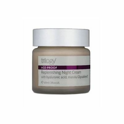 Trilogy Age Proof Replenishing Night Cream 60ml (PACK OF 6)