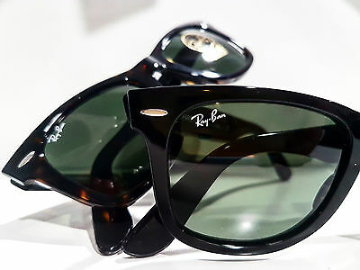9edbc3f33f RAY BAN 0RB2140 Wayfarer UK genuine rayban made in Italy RB 2140 ...