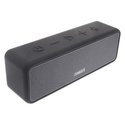 Anker SoundCore Select Portable Bluetooth Speaker Black with Loud Stereo...
