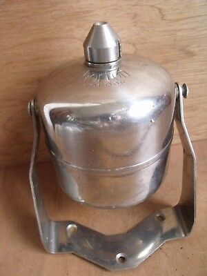 Hortons Homacol Stainless Steel Liquid Soap Dispenser Wall Mouted Free UK Post