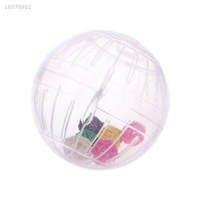 Pet Dwarf Hamster Mice Rat Jogging Activity Exercise Toy Ball Randomly 1F9A