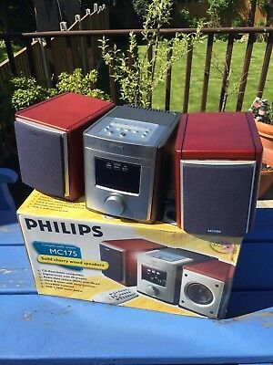 Philips MC175 36W Compact Audio System